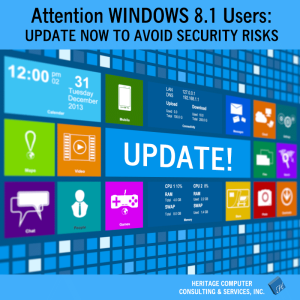 Attention Windows 8 Users